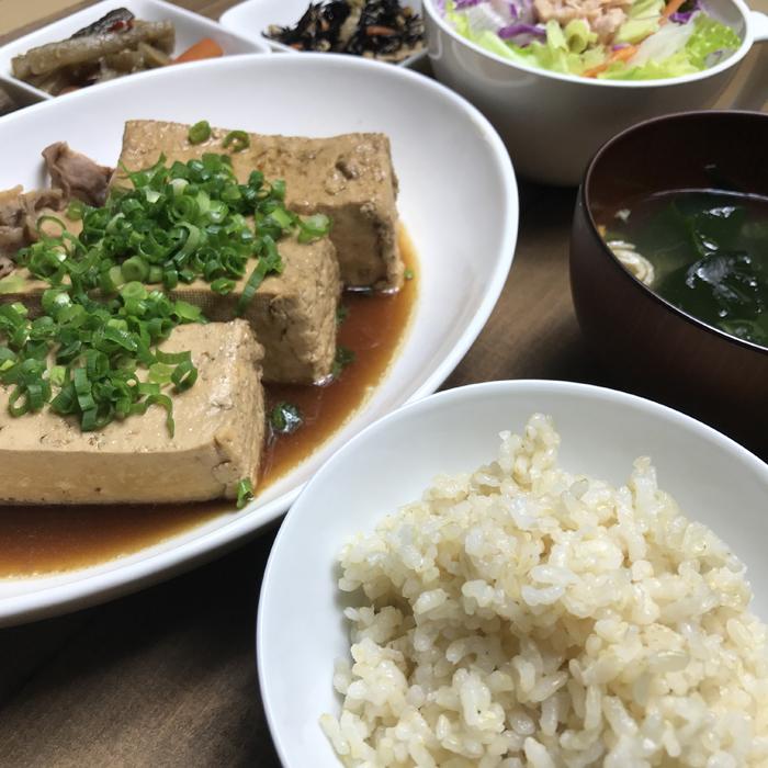 豆腐 一丁 g